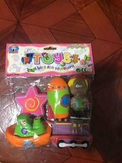 小朋友玩具(一袋五件)