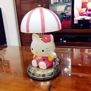 Hello kitty 夜燈 檯燈
