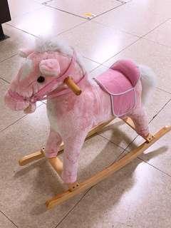 💗粉紅搖搖馬🦄🐴