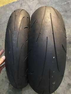 Dunlop Q3 120/70 - 190/55