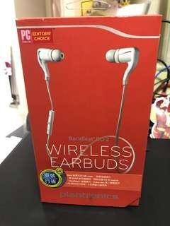 平賣 Plantronics BackBeat GO 2 Wireless Earbuds 運動藍芽耳機