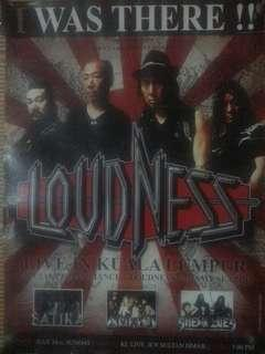I was there Loudness 30years anniversary concert