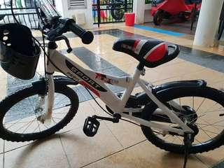 Kids bicycle children bicycle 18 inch