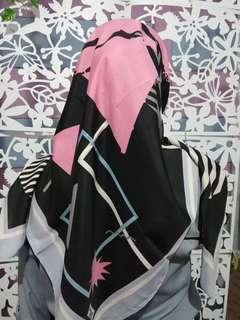 Jilbab nyaman dipakai