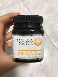 Manuka Doctor, 20+ Bio Active Manuka Honey