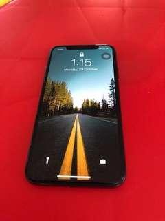 Iphone X Excellent Conditon