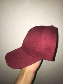 Red Wine Baseball Cap #OCT10