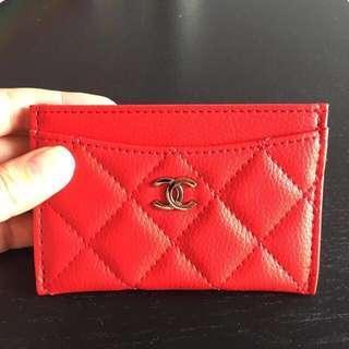 Chanel Card Holder (化妝專櫃贈品)