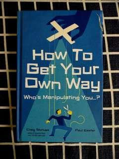 How to get your own way: who's manipulating you? #SBUX50