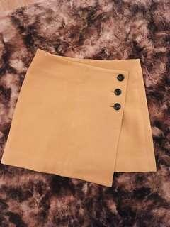 Korean wool skirt size small