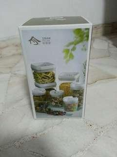Brand New Airtight Containers - Sale