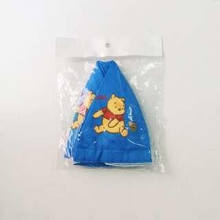🚚 免費/ 迪士尼小熊維尼童帽
