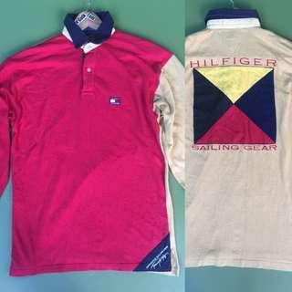 Vintage TOMMY HILFIGER Sailing Gear Longsleeve