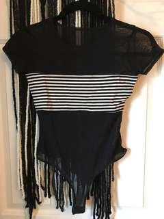 American Apparel body suit size M