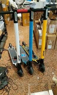 樂視電動滑板車
