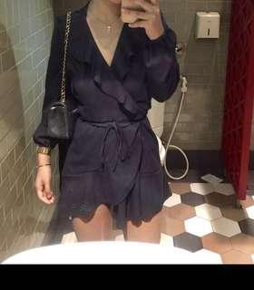Bkk Wrap Around Dress