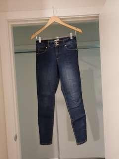 Just Jean's jeans sz 8