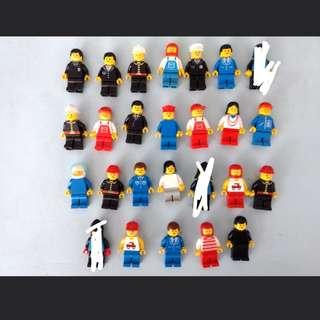 Vintage LEGO Minifigures from 1980s (P2)