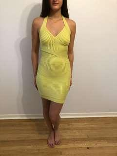 Marciano Small Lime Green Dress