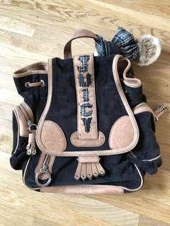 Juicy Navy Blue Backpack