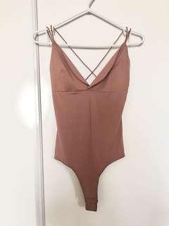 Dusty Rose Bodysuit