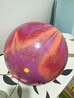 11 lbs Ebonite Reactive Bowling Ball