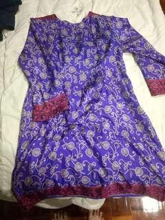 Baju Kurung Moden Plus Size