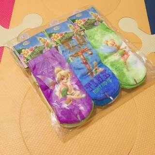 🚚 (含運)Disney 女童襪 *12雙 (14-18cm)