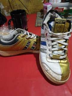 Preloved adidas limited edition starwars sneakers