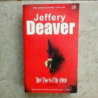 Novel The Twelfth Card