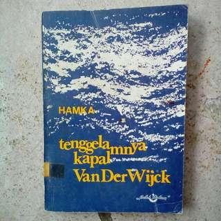 Buku Kuno Tenggelamnya Kapal Van Der Wijck