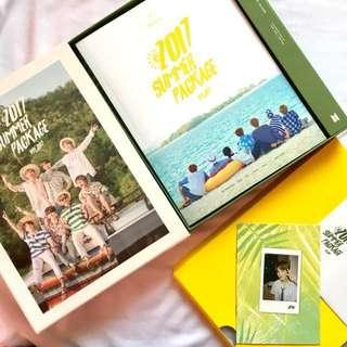 [WTS] BTS 2017 SUMMER PACKAGE
