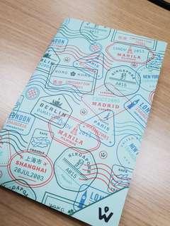 Wanderskye Notepad