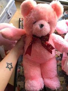 🚚 粉紅熊(中)