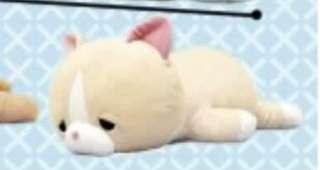 Squishy sleepy Cat 公仔