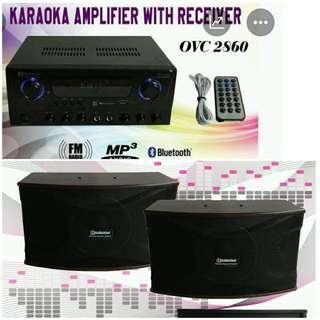 ㊗️Martin roland OVC-2860 Karaoke package