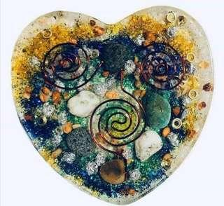 Heart Shaped Orgone