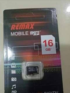 Remax 16gb SD Card
