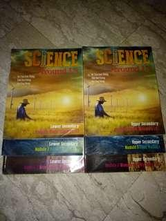 NT Science textbook