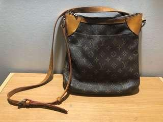 Louis Vuitton odeon sling bag