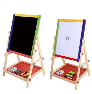 Colored wooden easel on PROMO (P100 OFF till Nov 1 ONLY)
