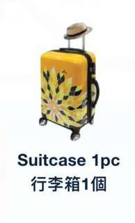 Corona suitcase 20'' 喼