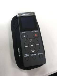 🚚 sony 錄音筆 ICD-UX560F