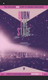 [WTT] BURN THE STAGE TICKETS