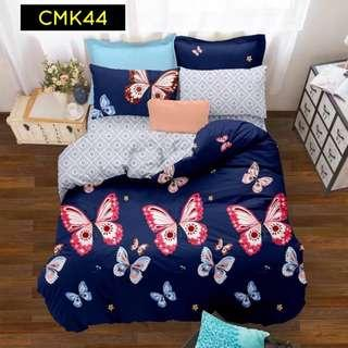 Bedding Set Sekali Comforter Murah