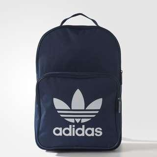 Adidas Trefoil Gymsack School Drawstring Bag Backpack