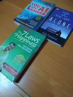 Paket Buku Arvan Pradiansyah