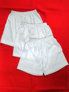 Set of 3 Beginnings Baby Shorts