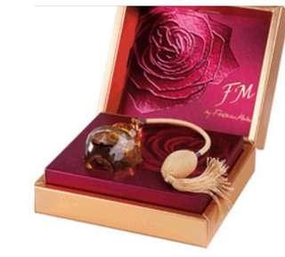 F M luxury collection perfume pour femme ( 50 ml)