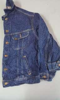 80s Lee Riders Denim Jacket